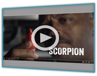 """YouTube Player View, ACD Casting Spotlight: American Heart Association, """"Michaela's Story-Rally together moms!""""ACD Casting Spotlight: Taco Mac Commercial, """"NEW Scorpion Sauce"""""""
