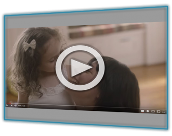 """YouTube Player View, ACD Casting Spotlight: American Heart Association, """"Michaela's Story-Rally together moms!"""""""