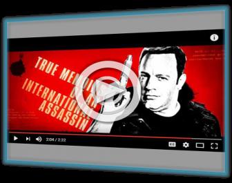 "YouTube Player View, ACD Casting Spotlight: ""True Memoirs of an International Assassin"" Movie"